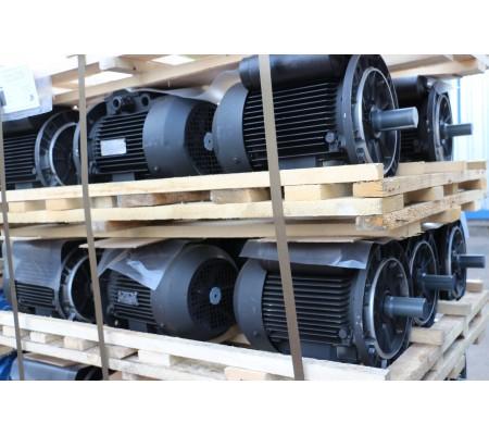 Электродвигатель однофазный АИРЕ 56 А4