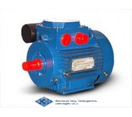 Двигатель однофазный серии AISE 63 С2