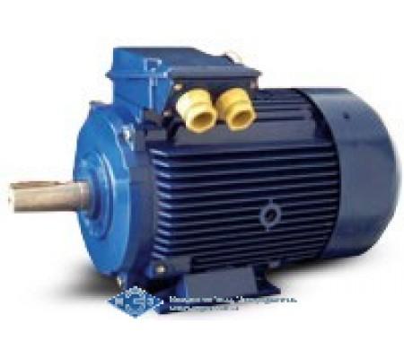 Электродвигатель трёхфазный асинхронный серии AIS 160 МA8