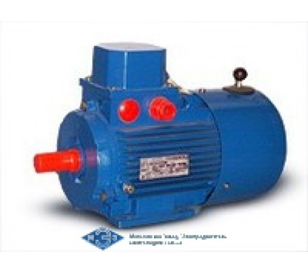 Многоскоростные электродвигатели с электромагнитным тормозом