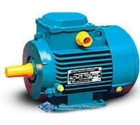 Трёхскоростной электродвигатель АИР 160 S8/4/2