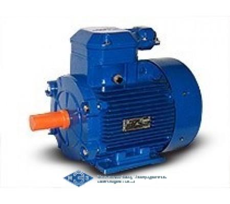 Взрывозащищённый электродвигатель 4ВР 63 В2